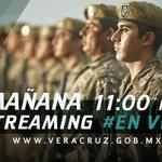 Sigue la ceremonia de abanderamiento de la #FuerzaCivil de #Veracruz este martes 21 de octubre a las 11 horas. http://t.co/nuHIC0XS4G