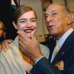 BREAKING: Oscar de la Renta, fashion icon, dead at 82: report. http://t.co/XNvkexMOoA http://t.co/V0HQ4IIaQO