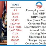 Hope and Change we can believe in: Obamas track record speaks for itself. #StopTheGOP #UniteBlue @AaronWorthing http://t.co/IHclerVvuQ