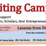 #Live - Gird Writing Camp #Ghana http://t.co/F7jtr6Zrfw http://t.co/waTtW3pgB0