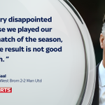 Do you agree with what Louis Van Gaal had to say in his post-match interview: http://t.co/RXW5edaAO7 #MNF http://t.co/sbOmtXmb2M