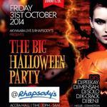 ♛ The Big Halloween Party #Ghana #HalloweenParty http://t.co/yYsCvl0H0H cc @DJMENSAH1 http://t.co/Vjj5Rfvllx