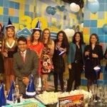 RT @ATBRedNacional: ¡¡¡Hoy cumplimos 30 años!!! Parte de la gran familia de ATB, la red que Bolivia ve. #30añosATB http://t.co/8kFeaJPehO