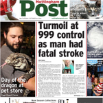 RT @adamhayes900: Another devastating Stroke Story in tomorrows @NottinghamPost #nottingham #ActFAST @StrokeAssocNews @StrokeAssocEM http://t.co/iaZloCAss8