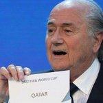 """@infobae: CONFIRMADO | El Mundial de Qatar 2022 se jugará entre noviembre y diciembre http://t.co/V13r2pn4Q8 http://t.co/QhnSF6cuJn"""