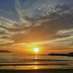 RT @Galicia_Mola: Atardecer en Playa de Panxón - Playa América, Nigrán - Galicia http://t.co/mf4XA0d6C9 vía @BreixoKamal #GaliciaMola