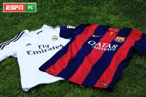Recuerden seguir a @ESPNFutbolClub y darle RT a #CamisetaRonaldoFC o #CamisetaSuárezFC para participar ! http://t.co/JKBDZ0WRlT