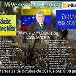 Martes 21/10/2014 Tertulia con el VA Ivan Carratu @cozulia2014 @raforih @marquina04 @MiguelitoCanta @louramd http://t.co/HsOR8UdGb5