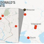 Big Macs are becoming a big 'nyet' in #Russia. http://t.co/Dw7dFul4YK via @AlannaPetroff http://t.co/gwKbFh4WjT