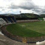 Here it is. Estadio Tiburcio Carías Andino, where we will play tomorrow. #HondurasAway #RCTID http://t.co/3PYwZeb177