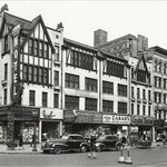 RT @NewYorkologist: Zabars, 80th Street and Broadway, New York City, 1940 | #NYC #NY http://t.co/t0SbFYf3Iq