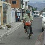 Epa esto es en #Venezuela #Barquisimeto #Lara Abuelo se Equipo con sus pinpinas de Gasolina @trafficLARA http://t.co/uBWt9exWQc