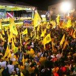 RT @AecioNeves: Comício em Belém.#Aécio45 http://t.co/e1tvJMNalZ