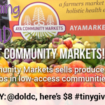 #FF @DOLDC expands #access to #freshfood in #se #dc! cc: @TheAdvoc8te @AffinityLab https://t.co/MEqwgZS0oc https://t.co/F1UpUmczt3