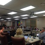 RT @NCTV17: DISTRICT 203: Board meeting is now underway! We will keep you updated! @Naperville203 #NN17 http://t.co/o0ivjtcLnq