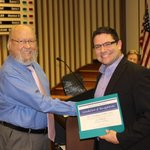 Thanks to @okcps BOE for the recognition of being named the 2014 Technology Leader of the Year! #oklaed http://t.co/gdAoTC5XRv