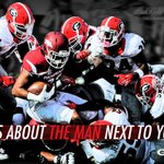 RT @FootballUGA: Its about the man next to you. #TheGeorgiaWay #Brotherhood #UGAFamily http://t.co/ejk3s1EA0t