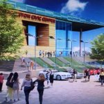 Architects vision for Charleston Civic Center #wsaz @amandabarren #wv More pix tonight on CW 10 with @WSAZ_Brittany http://t.co/vkH4sLBmgL