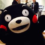 くまモン、テンション高くて素敵 http://t.co/cDrMK5O8W7