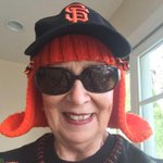 RT @MLBFanCave: A @SFGiants fan battling cancer knitted an awesome #WorldSeries wig: http://t.co/GN0pm6om6n http://t.co/IyfJA7PFg8