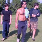 Fitness. Imran Khan's sport connection is central to his 'charisma RT @HasanNusrat1: http://t.co/8Rq1fpqUD3