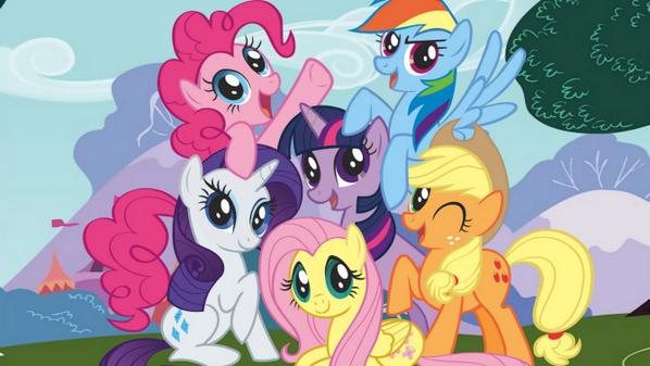 """A new """"MyLittlePony"""" movie will be released in 2017 >>"""