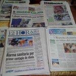 RT @ClauCruzg: Agoniza la prensa escrita de #Veracruz http://t.co/iXZ7SOinUm claro, hay sus honrosas excepciones http://t.co/pe9B1HvljU