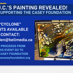 ICYMI - Were selling prints of my painting with all proceeds to The Casey Foundation. Please RT. Details here: http://t.co/n06dQgubyI