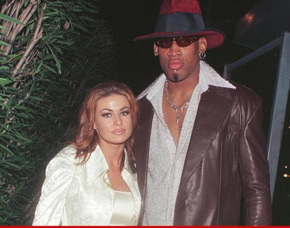 Carmen Electra spills her guts on marriage to Dennis Rodman