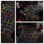 Our glow stick regular polygons were even better in the dark and in repeated patterns! #dg58learns @BedtimeMath http://t.co/CJY4ygcQeO