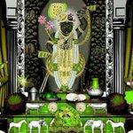 Good morning jai shree Krishna vande mataram happy dhanteras @anilkapurk @anilkohli54 http://t.co/jq2hwg86nj