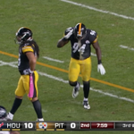 RT @BleacherReport: VIDEO: Pittsburgh's Lawrence Timmons vomited on the field and stayed in the game http://t.co/ygNkk3QpJF http://t.co/cwCkpg3lIv
