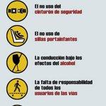 #SeguridadVial 7 Factores de Riesgo @ferortegab @SaludCampeche http://t.co/lBBgd2pgKv