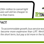 RT @TriTAG: Mythbusting the election #2: Are buses cheaper than light rail? #WRvotes #wrLRT http://t.co/EsrgIpgmKk http://t.co/xnQUZwionv