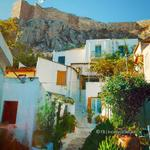 A cycladic village in the heart of #Athens! Anafiotika, Plaka #Greece http://t.co/xbhby2JE0s