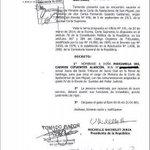RT @jaimevarasvina: Así que Ministra que ordeñó detención de Alcalde Labbe fue recientemente nombrada x Bachelet http://t.co/Fc3IdOsyHG / ????
