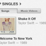 RT @taylornation13: You GUYS!!! #ShakeItOff and #WelcomeToNewYork are #1 and #2 on @iTunesMusic. YES!!! http://t.co/DjA2vHJ6YO http://t.co/DSpXvJtcXG