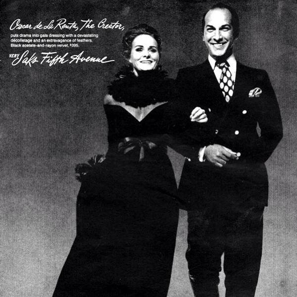 "A Fashion Icon Remembered: ""I always say this: Live, love and laugh.""-#OscardelaRenta.1932-2014. http://t.co/ActPhrxtFt"