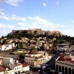Καλημέρα σας ! Good morning from the historic center of Athens #Greece !! http://t.co/HBGNzeyifa