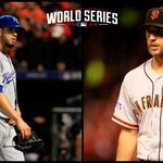 RT @MLB: The Tale of the Tape: Breaking down Bumgarner vs. Shields: http://t.co/m5fdhU2duw #WorldSeries http://t.co/78gxfdrkFv