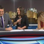 RT @TiffanyGlobal: @RaiderPaul70 has one job... to capture my best/worst @GlobalRegina moments. @WhitneySGlobal @dmeyersglobal #YQR http://t.co/rwwqQ6kSFN