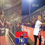 Football legend ! Then & now. http://t.co/p8fh3xihrn
