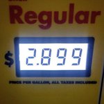 Wow! Gas prices falling fast. Where @ABC7 found gas under 3 bucks tonight plus your fuel forecast. At 11pm http://t.co/nbb5ysw7U7