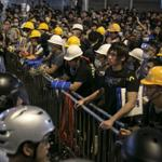 RT @cnni: Hong Kong protest leaders set to meet with government officials - will talks break stalemate? http://t.co/jYcwE2uOwY http://t.co/VVVZz3URwu