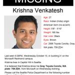 MSFT employee missing since Wed night #FindKrisha #missingpersons @komonews @Q13FOX @KING5Seattle @KIRO7Seattle http://t.co/oFLqhKrtdE
