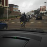 RT @Ma3Route: 30min from parklands to industrial area competing against bicycles on this a road! http://t.co/XNBRiciMCX via @nduguA