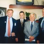 Lovely pic....A Few good Men @DrCraigEmerson #GoughWhitlam #auspol http://t.co/MdV4BMOo7R