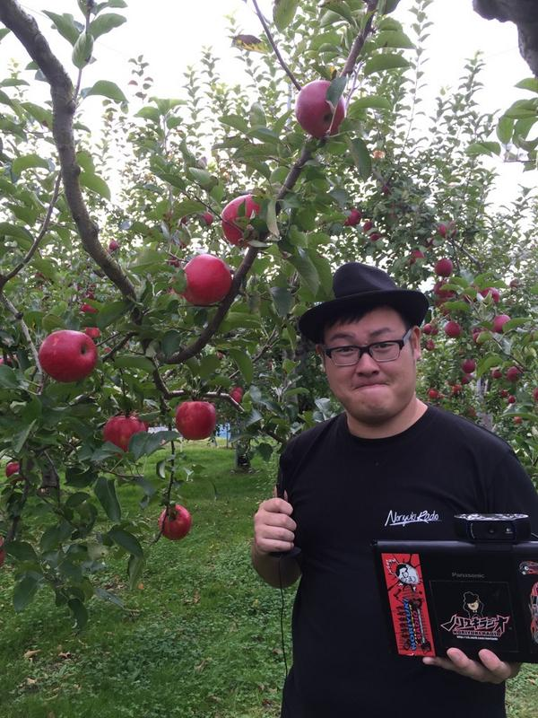 りんご狩りゆき http://t.co/QpxJ1ZweTt