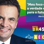 Meu foco é falar a verdade e olhar para o futuro, afirma Aécio Neves http://t.co/xsV86p5TgJ http://t.co/3Zwaltnm7d
