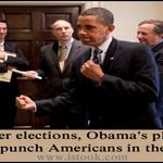 Obama triple whammy hits us in the gut after Election Day HEAR: http://t.co/Epmld60EUY READ: http://t.co/dNG5aRlE4S http://t.co/Kww7WVu1IY
